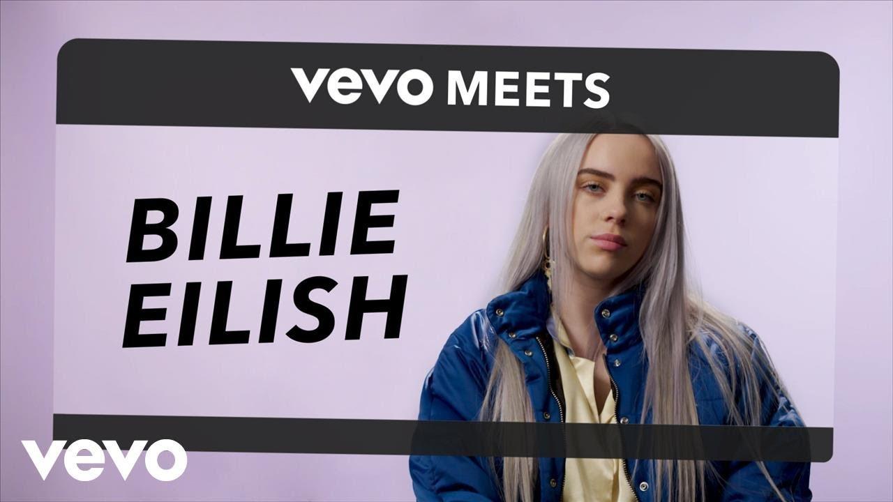 Billie Eilish Vevo Meets Billie Ellish
