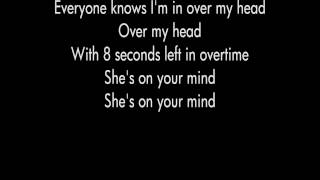 Over My Head - A Day to Remember (Lyrics) HD