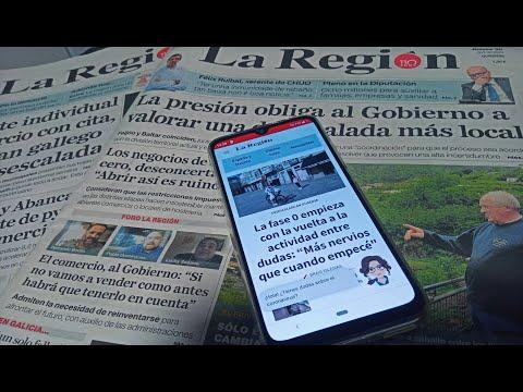 La Región ofrece artículos bajo registro