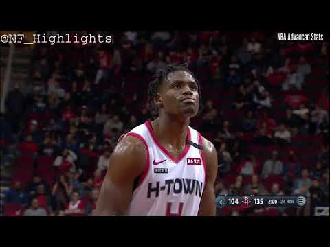 Danuel House Jr.  9 PTS 7 REB: All Possessions (01/11/20)