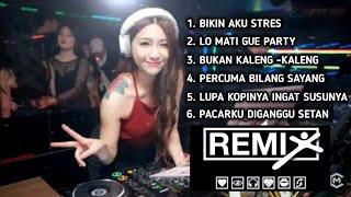 Lo mati gue party coy | nonstop remix