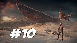 БОЛОТНЫЙ ТОННЕЛЬ - Mad Max - Прохождение #10