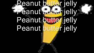 Peanut Butter Jelly Time mit Lyrics!!!