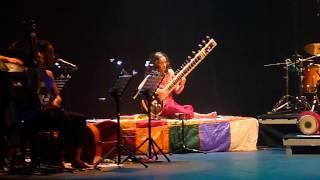 "Anoushka Shankar ""Lasya"" live @ la Cigale Paris 22/10/2013"