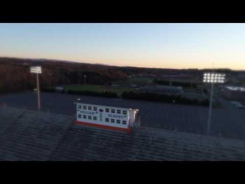 William Blount High School Aerial Footage