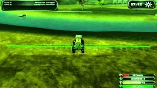 Opryskiwanie w Landwirtschafts Simulator 2011