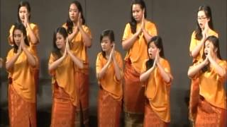 VOXCOM Female Choir - Seroja Baru (arr. by Jimmy Lim)