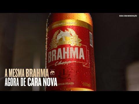 A Brahma tá de cara nova