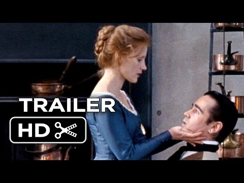 Miss Julie US Release TRAILER (2014) - Colin Farrell, Jessica Chastain Drama HD