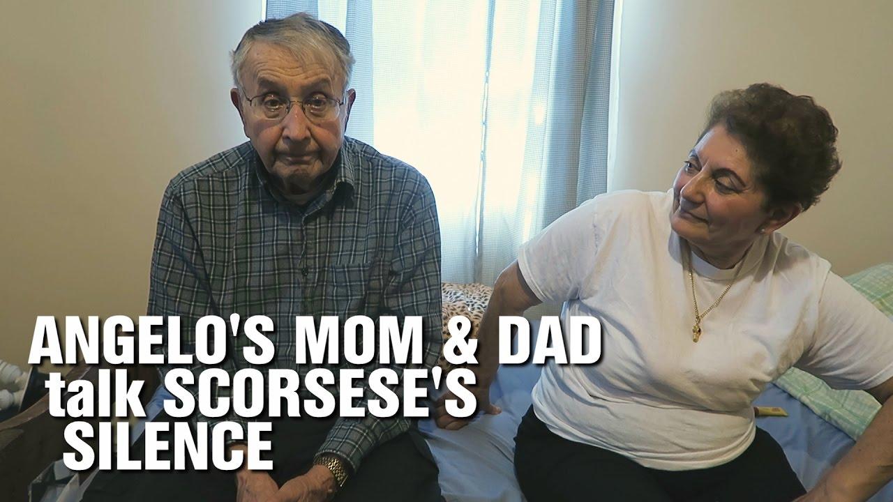 Angelo\'s Mom & Dad Talk Martin Scorsese\'s Silence - YouTube