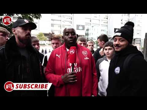 Newcastle United 1-2 Arsenal   Player Ratings Ft Troopz & Turkish