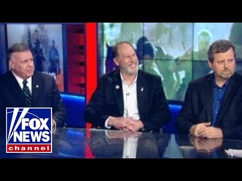 Bill Hemmer sits down with soldiers who inspired '12 Strong'
