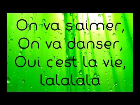 KHALED - C'est La Vie (Lyrics) [HQ]