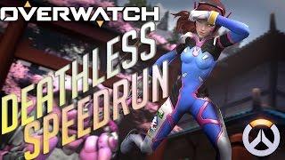 Deathless D.Va Speedrun