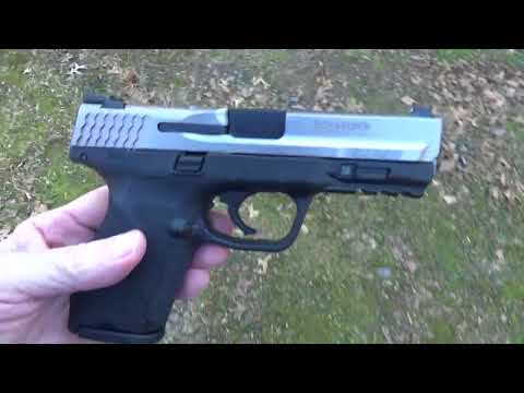 Smith & Wesson M&P 2'0 Compact Robar NP3