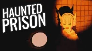 Pokelawls - THE HAUNTED VR PRISON (VRChat Highlights)