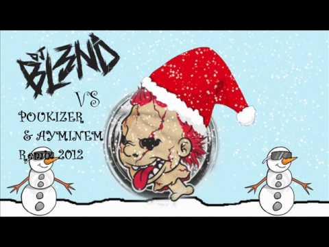 Poukizer & Ayminem Vs DJ BL3ND - Winter mix Merry Fkn Christmas