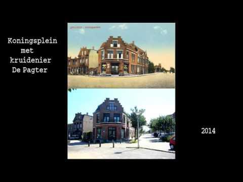 Rondje vroeger en nu door Oud IJmuiden deel 3