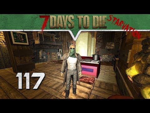Lan ist endlich da ★ 7 Days to Die Starvation Deutsch #117 ★ German Gameplay