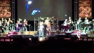 Benny Friedman at Hasc 28 singing his new hit Toda