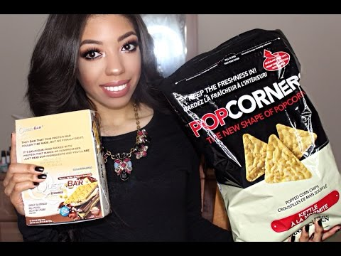 FAVORITE HEALTHY SNACKS for Weight Loss | What I Ate to Lose 86lbs!