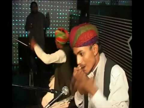 HAMZA with Rajasthan Folkstars 2009