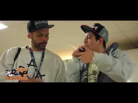 Yo Music Festival EP1 - Radio Rap Nacional - Mc Marechal, Dj Cia, Mc Maome e Valente