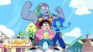 Toonami Steven Universe el Trailer de la Película | Steven Universe | Cartoon Network