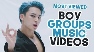 top 30 | MOST VIEWED KPOP BOY GROUPS & MALE SOLO MUSIC VIDEOS OF 2019 (September)