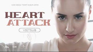 Gambar cover [Vietsub, Lyric] Heart Attack - Demi Lovato