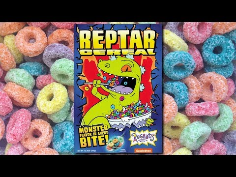 Reptar Cereal (2017)