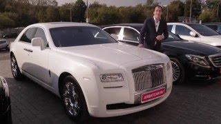 Автомобиль на свадьбу Rolls-Royce / Роллс Ройс ГОСТ