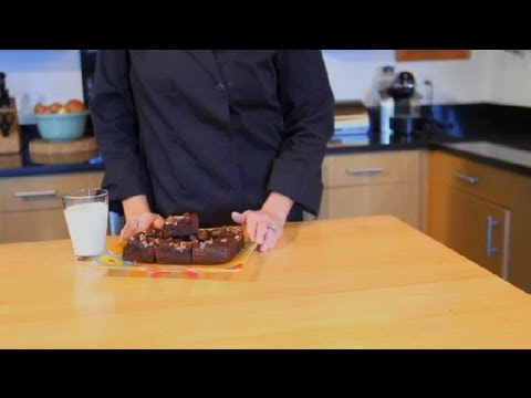 How To Make Fudge Brownies From Cake Mix : Diverse Recipes
