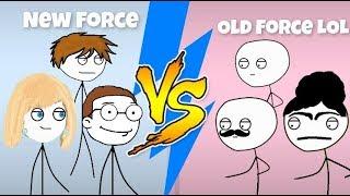 Evolution of ForcePlayZ