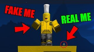 A FAN MADE ME THIS ROBLOX GAME..