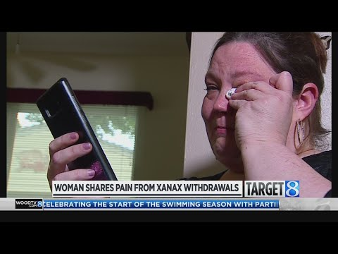 Xanax withdrawals 'like being tortured alive' from YouTube · Duration:  3 minutes 29 seconds