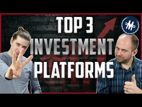 Top 3 Investment Platforms UK