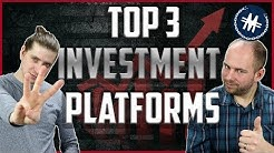 Top 3 Investment Platforms UK