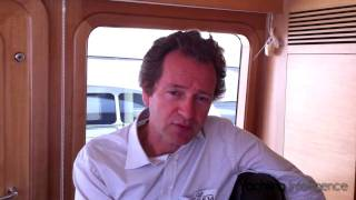 Interview Alberto PERRONE DA ZARA - Vicem Yachts - HD