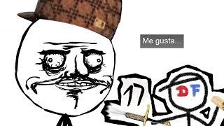 Dick Figures: Por Qué Tan Meme? #17 (Sub Español Latino - Anotaciones)