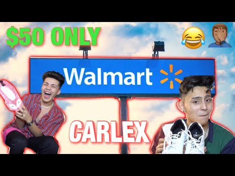 BUYING EACH OTHERS OUTFITS   WALMART EDITION