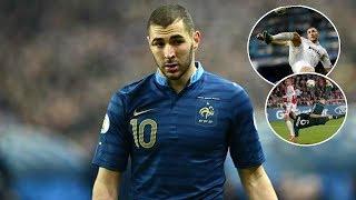 Karim Benzema - TOP 10 Bramek w Karierze  ᴴᴰ (PL Komentarz)