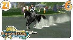 Lucinda Green's Equestrian Challenge: Gelände top, Springen flop! #6 | Let's Play [DEUTSCH]
