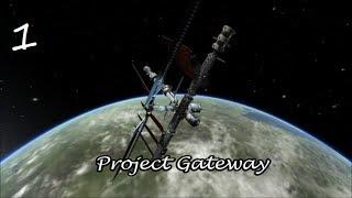 KSS-1: Zarya / Project Gateway / Kerbal Space Program 0.23
