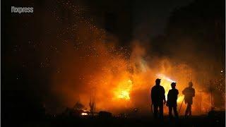 Pompiers en Haute-Corse: