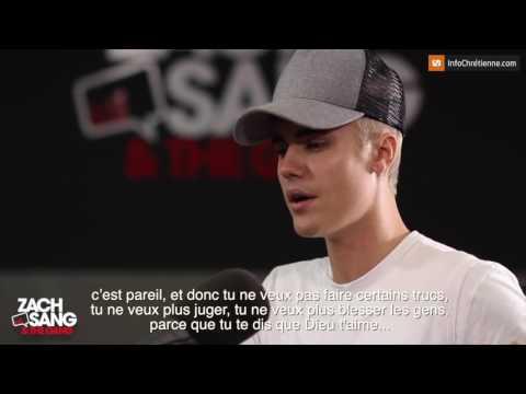 La foi de Justin Bieber