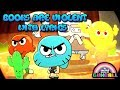 The Amazing World Of Gumball | Books Are Violent - With Lyrics