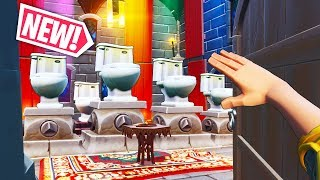 NEW FLUSH FACTORY?!! - Fortnite Funny WTF Fails and Daily Best Moments Ep.1315
