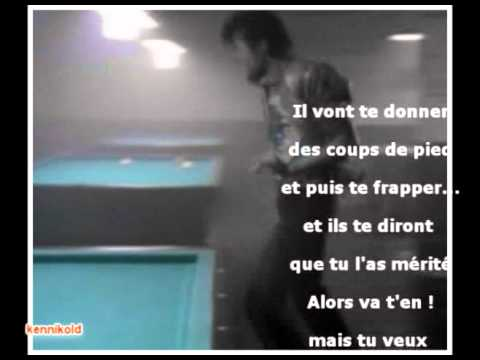 Michael Jackson Beat it sous titres francais