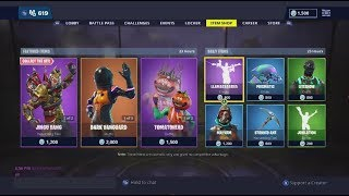 FORTNITE ITEM SHOP LIVE COUNTDOWN! MARCH 26TH - New Skins, Emotes and MORE!!!